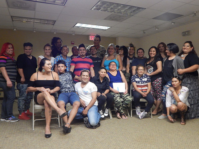 Peer Support—Mariposas Trans Ambassadors